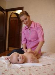 Двигательное развитие грудничка (до 1 года)