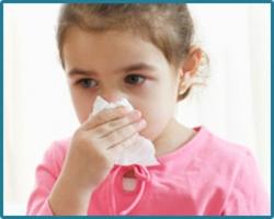 Появления аллергии у детей