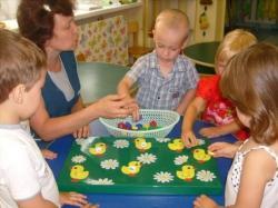 Познавательно-речевое развитие детей