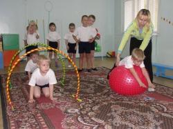 Физическое развитие детей дошкольного возраста