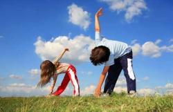 Физическое воспитание и развитие ребенка