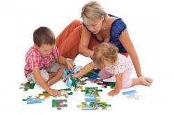 Умственное развитие ребенка в игре