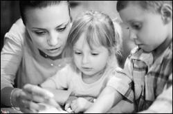 Социально нравственное развитие детей